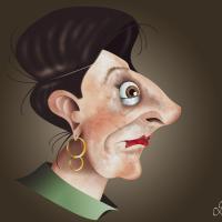 Madame Pimbêche